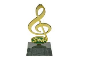 Statuetka SAWP
